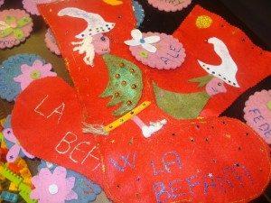 Come fare la calza della befana con il riciclo creativo