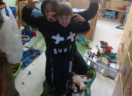 Halloween: decorare magliette per bambini