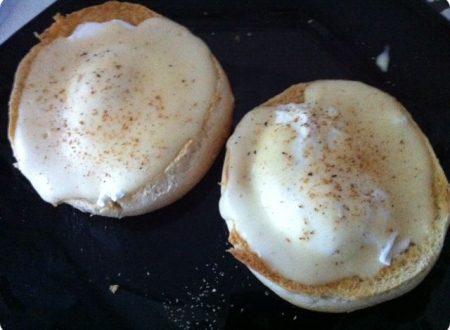 Liberiamo una ricetta, anzi due! panini ripieni alle uova e pasta alla gricia