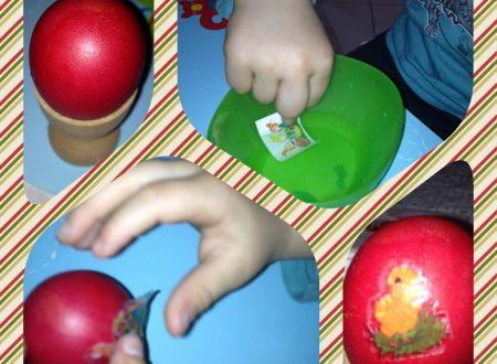 Decorare le uova sode a Pasqua: facile facile!