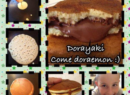 Dorayaki giapponesi: la ricetta dei dolcetti di Doraemon