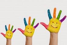 10 modi per educare i bambini alla felicità nella vita di tutti i giorni