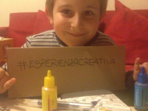 Prodotti Crayola per bambini: il laboratorio dei colori #esperienzacreativa