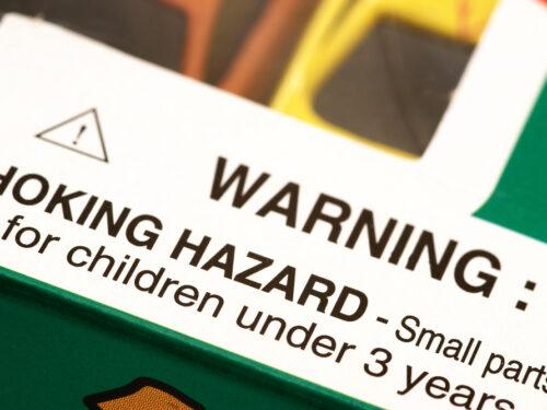 Giocattoli sicuri per bambini: come riconoscerli?