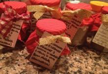 Preparato per cioccolata calda in barattolo: delizioso!