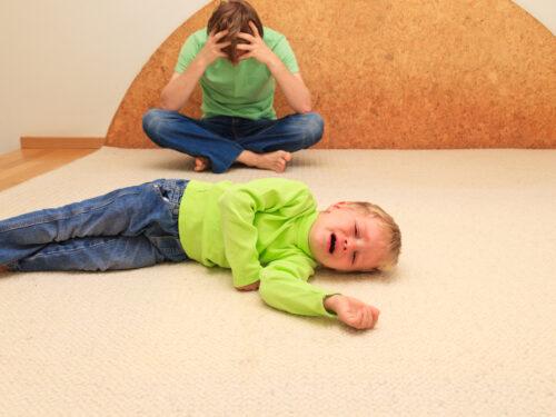 Come gestire i capricci dei bambini? Trucchi e consigli