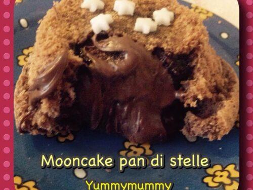 Mooncake pan di stelle: la ricetta fai da te supergolosa