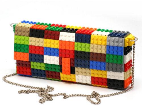 Come fare borse e accessori con i mattoncini Lego