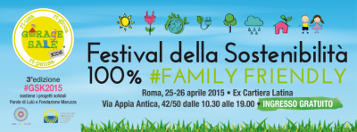 Garage sale kids: 25 e 26 Aprile a Roma