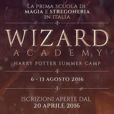Harry Potter summer camp: in Italia dal 6 al 13 agosto