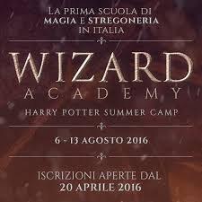 Harry Potter summer camp: in Italia dal 6 al 13 agosto